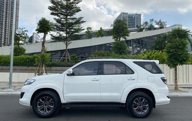 Mua xe giá thấp với chiếc Toyota Fortuner Sportivo sản xuất 20151