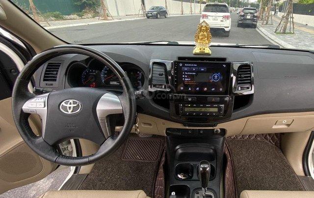 Mua xe giá thấp với chiếc Toyota Fortuner Sportivo sản xuất 20156