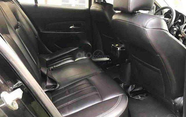 Bán Chevrolet Cruze 2017, màu đen, 355tr2