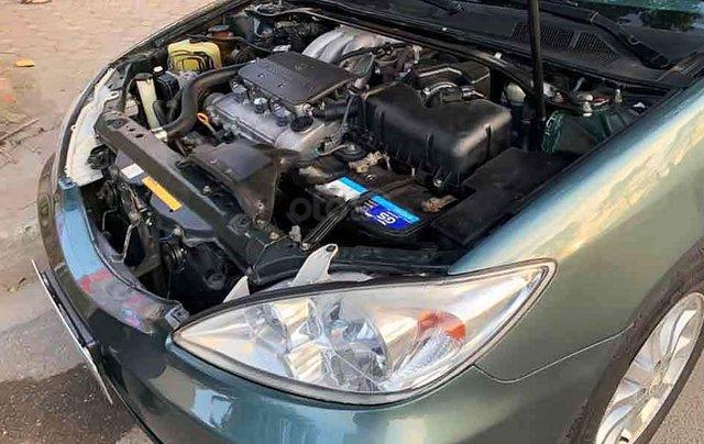 Cần bán Toyota Camry đời 2002, màu xanh lam, nhập khẩu nguyên chiếc số tự động2