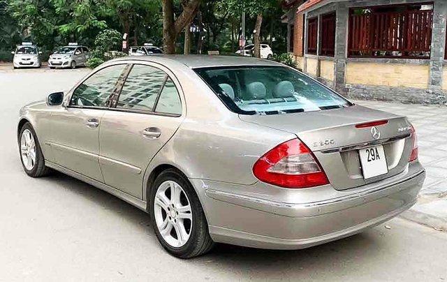 Cần bán xe Mercedes E200 Kompressor sản xuất 20081