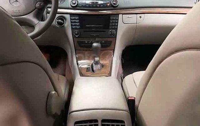 Cần bán xe Mercedes E200 Kompressor sản xuất 20082
