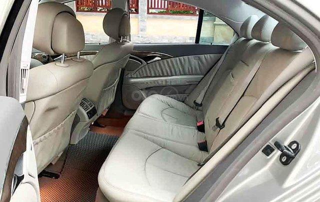 Cần bán xe Mercedes E200 Kompressor sản xuất 20083