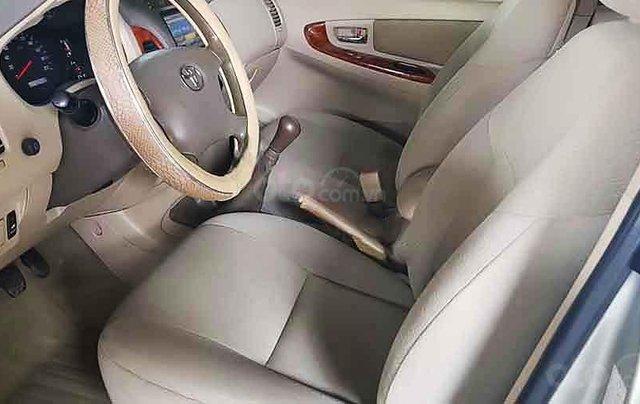 Bán Toyota Innova sản xuất 2008, màu bạc, giá chỉ 295 triệu1