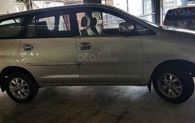 Bán Toyota Innova sản xuất 2008, màu bạc, giá chỉ 295 triệu0