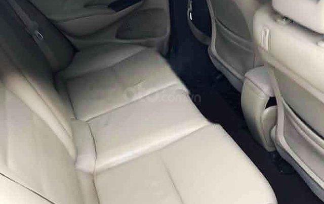 Cần bán lại xe Honda Civic sản xuất 2010, màu đen4