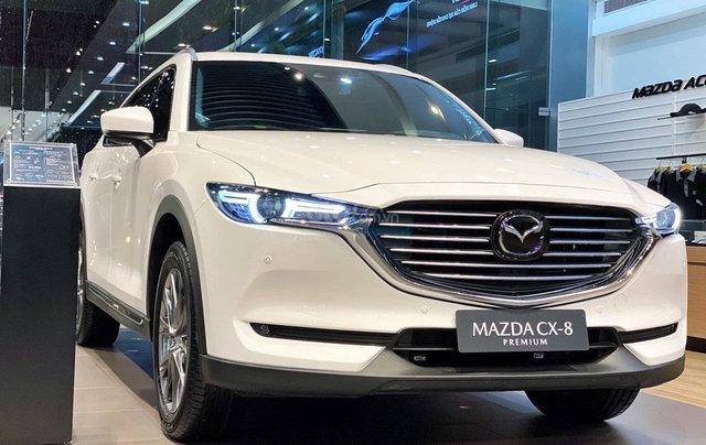 Mazda CX8 cao cấp ưu đãi 200 triệu kèm nhiều quà tặng siêu hấp dẫn T120