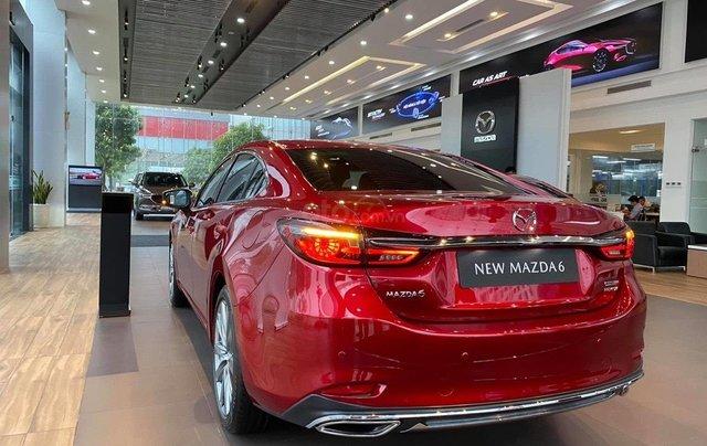Mazda 6 hoàn toàn mới với ưu đãi cực nhiều trong tháng 32