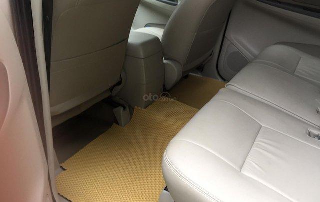 Chính chủ tôi cần bán Toyota Innova 2.0E 2014 số sàn, màu vàng cát7