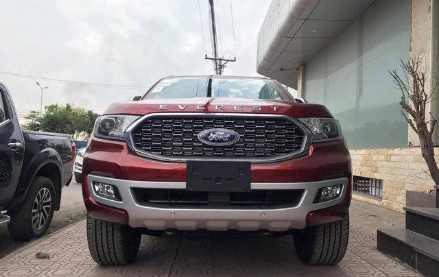 Ford Everest Titanium 4x2 AT 2021, tổng giảm giá lên đến 80 triệu, tặng phụ kiện chính hãng1