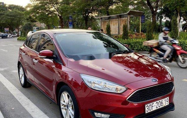 Bán Ford Focus sản xuất 2018, màu đỏ còn mới8