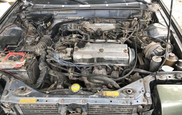 Bán Honda Accord sản xuất 1989, màu xám, nhập khẩu5