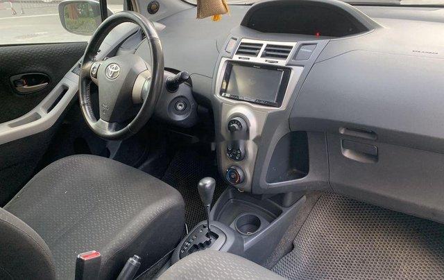 Bán Toyota Yaris sản xuất 2010, màu trắng, nhập khẩu còn mới, giá tốt8