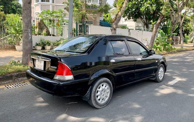 Bán Ford Laser năm 2001, màu đen còn mới2