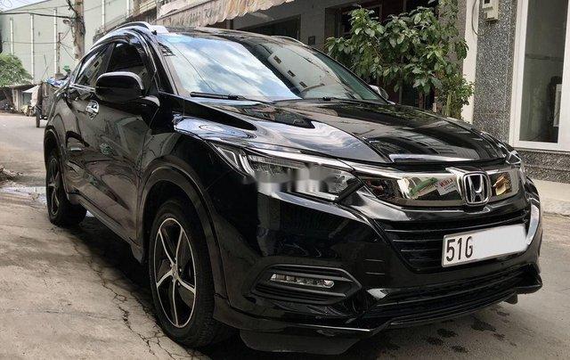 Bán xe Honda HR-V sản xuất 2018, màu đen, xe nhập còn mới1