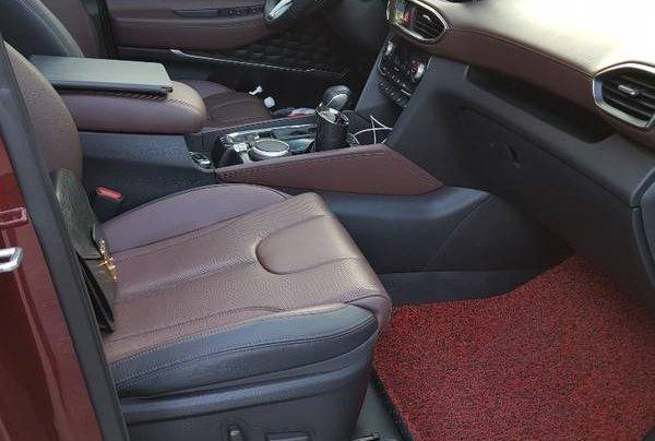 Bán Hyundai Santa Fe 2020, màu đỏ13
