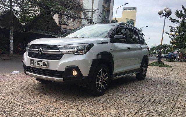 Bán Suzuki XL 7 2020, màu trắng, xe nhập, giá 589tr3