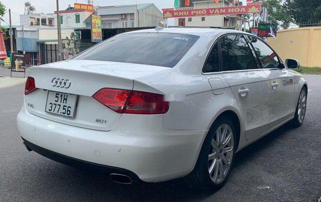 Bán Audi A4 năm sản xuất 2009, màu trắng, nhập khẩu nguyên chiếc còn mới3