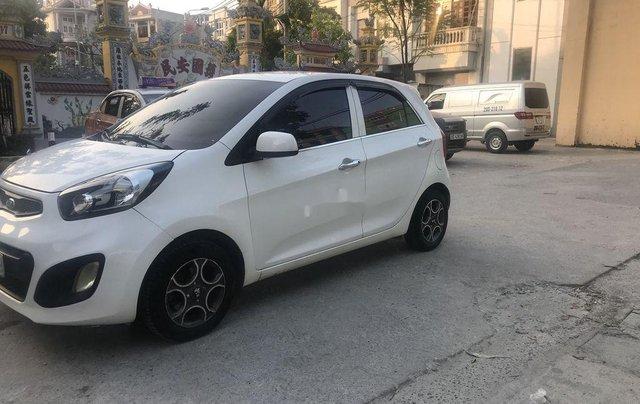 Bán Kia Morning năm 2012, màu trắng, xe nhập số tự động3