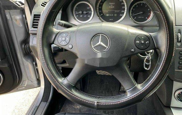 Bán Mercedes C200 sản xuất năm 2010, nhập khẩu nguyên chiếc, chính chủ 4