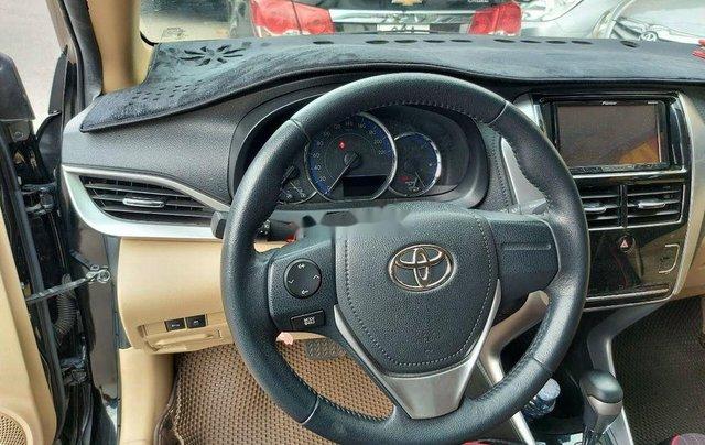 Cần bán gấp Toyota Vios 1.5G năm 2018, màu đen chính chủ4