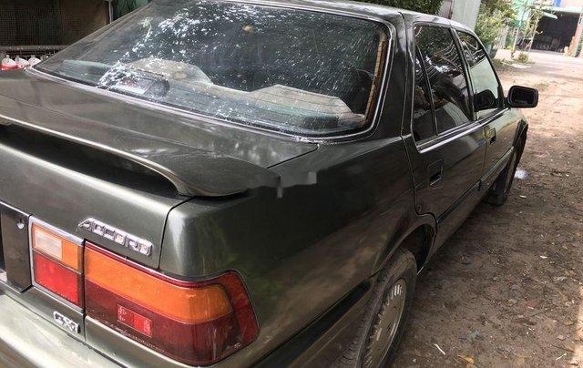 Bán Honda Accord sản xuất 1989, màu xám, nhập khẩu0
