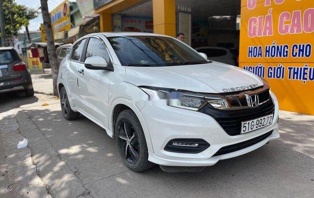 Cần bán xe Honda HR-V năm 2019, màu trắng1