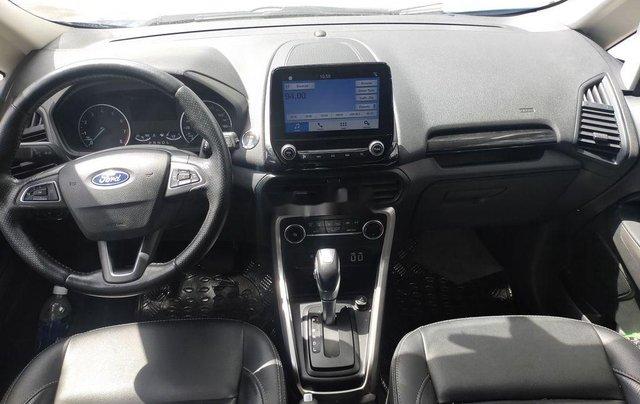 Cần bán lại xe Ford EcoSport năm 2018, màu xanh lam9