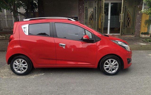 Bán Chevrolet Spark đời 2015, màu đỏ còn mới, giá tốt0