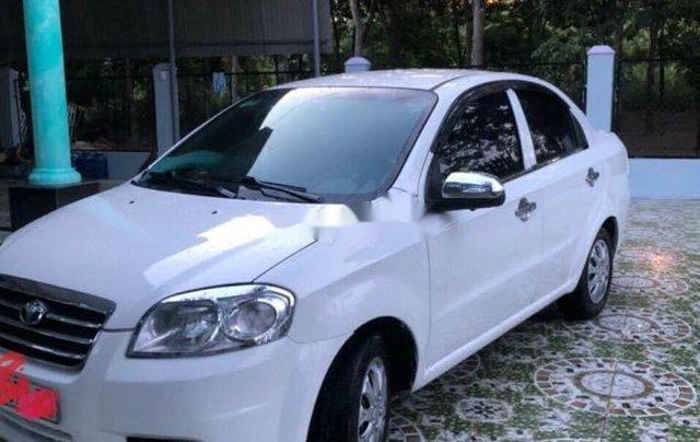 Bán Daewoo Gentra sản xuất 2007, màu trắng, nhập khẩu1