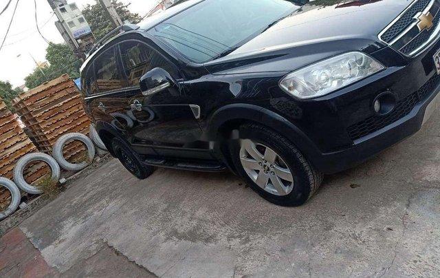 Bán xe Chevrolet Captiva sản xuất 2009, màu đen, 232 triệu3