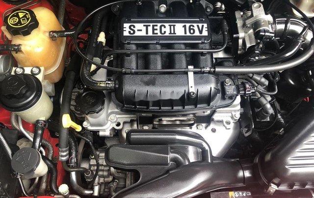 Bán Chevrolet Spark đời 2015, màu đỏ còn mới, giá tốt5