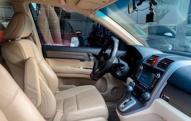 Xe Honda CR V đời 2009, màu đen, xe nhập, giá tốt5
