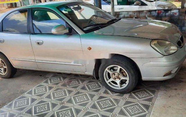 Bán xe Daewoo Nubira đời 2001, màu bạc, nhập khẩu còn mới, giá chỉ 70 triệu4