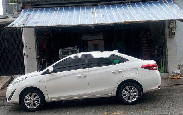 Bán xe Toyota Vios năm 2019, màu trắng, nhập khẩu4