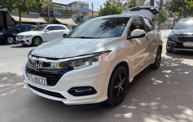 Cần bán xe Honda HR-V năm 2019, màu trắng0