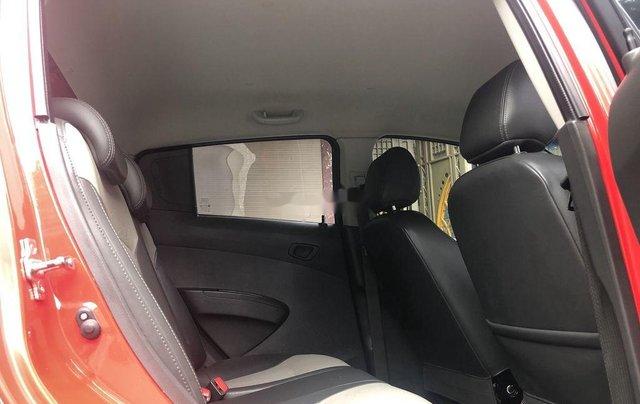 Bán Chevrolet Spark đời 2015, màu đỏ còn mới, giá tốt7