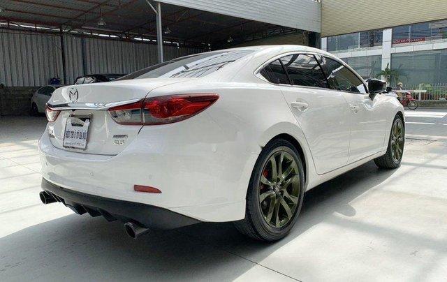 Xe Mazda 6 đời 2015, màu trắng chính chủ, giá tốt5