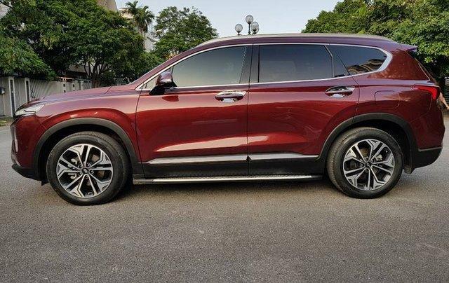 Bán Hyundai Santa Fe 2020, màu đỏ3