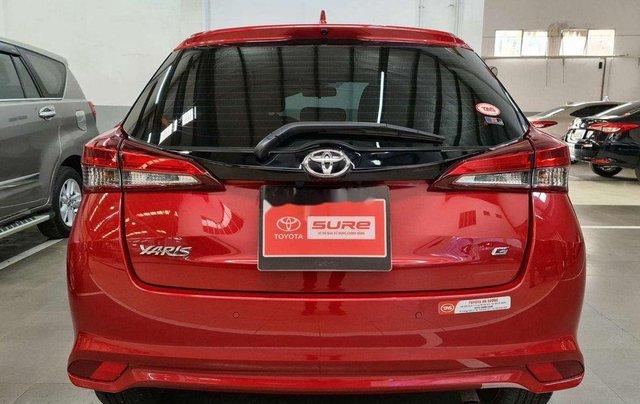 Cần bán gấp Toyota Yaris sản xuất năm 2019, màu đỏ, nhập khẩu nguyên chiếc, giá chỉ 680 triệu3