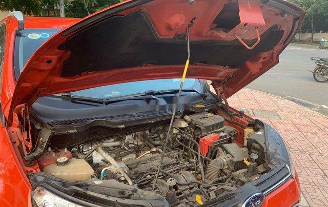 Xe Ford EcoSport năm sản xuất 2016, màu đỏ, 465tr11