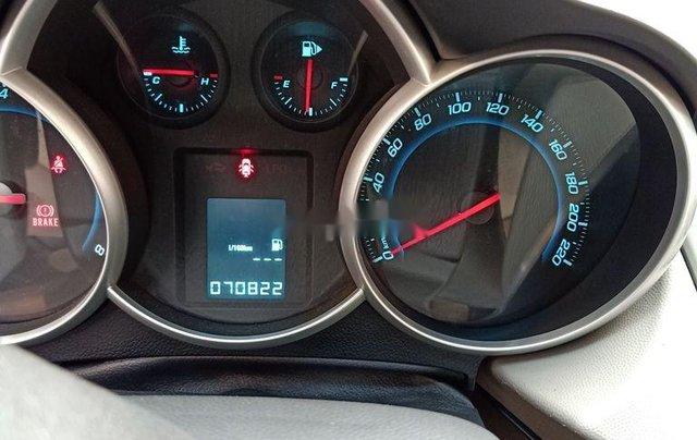 Bán ô tô Chevrolet Cruze năm sản xuất 2014, màu đen chính chủ4