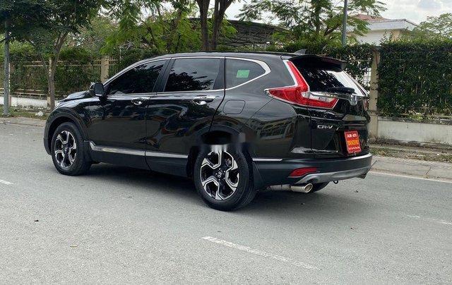 Bán Honda CR V 2018, màu đen, xe nhập, giá 888tr4