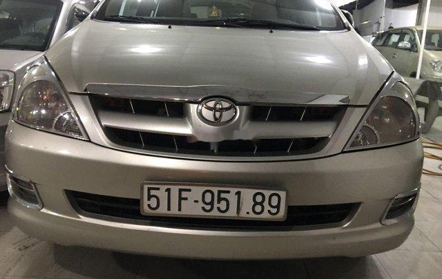 Bán Toyota Innova năm sản xuất 2007, chính chủ sử dụng0
