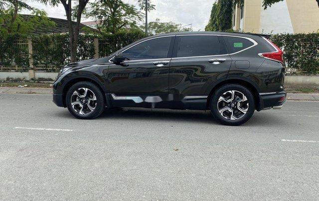Bán Honda CR V 2018, màu đen, xe nhập, giá 888tr3