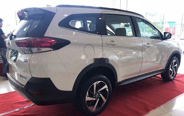Bán Toyota Rush 2020, màu trắng, xe nhập3