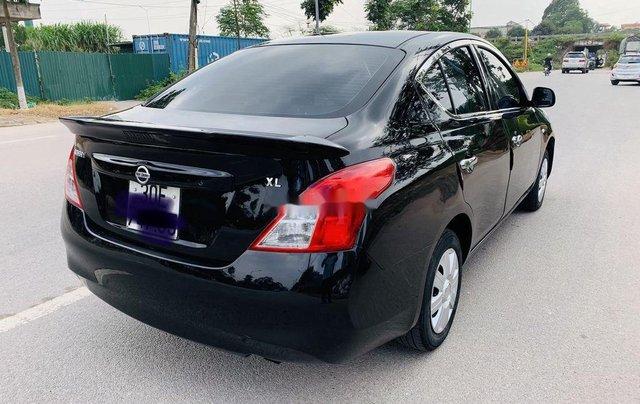 Xe Nissan Sunny năm sản xuất 2013, màu đen chính chủ7