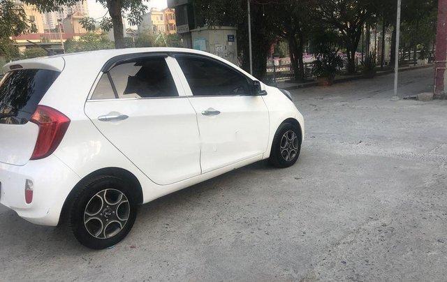 Bán Kia Morning năm 2012, màu trắng, xe nhập số tự động2