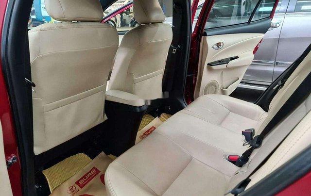 Cần bán gấp Toyota Yaris sản xuất năm 2019, màu đỏ, nhập khẩu nguyên chiếc, giá chỉ 680 triệu6