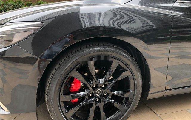 Cần bán xe Mazda 6 năm 2019, màu xám còn mới3